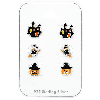 Halloween - 925 Sterling Silver Sets - W38716x