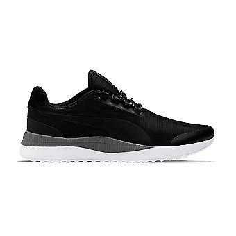 Puma Pacer Next FS Mens Sports Fashion Casual Trainer Shoe Black