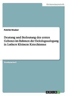 Katechismus Bedeutung