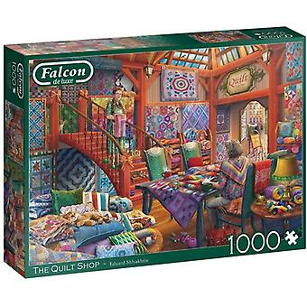 Falcon De Luxe pussel - Täcket Shop, 1000 Piece