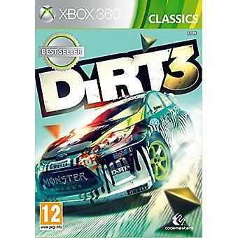 DiRT3 - Classsics (Xbox 360) - New