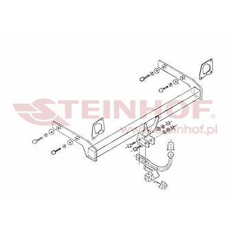 Steinhof Towbar (rettelser 2 bolte) til Renault MEGANE mk2 Saloon 2003-2008