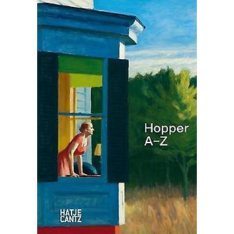 Edward Hopper - A-Z by Ulf Kuster - 9783775746564 Book