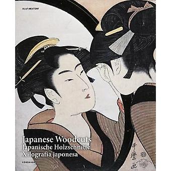 Japanese Woodcuts by Olaf Mextorf - 9783955880439 Book