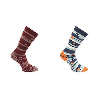 Regatta Great Outdoors Womens/Ladies Wellington Boot Socks