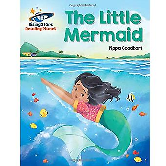 Reading Planet - The Little Mermaid  - White - Galaxy by Pippa Goodhar