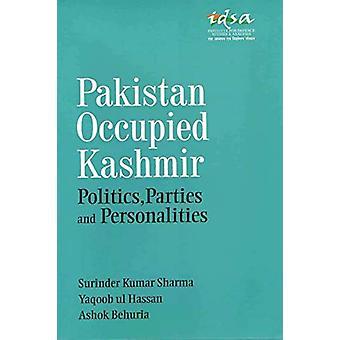 Pakistan Occupied Kashmir by Surinder Kumar Sharma - 9789386618672 Bo