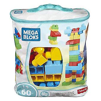 Building Blocks Mega Mattel (60 pcs)