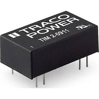 TracoPower TIM 2-2419 Convertidor CC/CC (impresión) 222 mA 2 W No. de salidas: 1 x