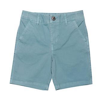 Boy's Henri Lloyd Junior Chino Shorts in Blauw