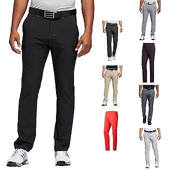 Adidas Golf Hombres 2020 Ultimate365 Pantalón Resistente al Agua Resistente a los Rayos UPF 50+ Pantalones