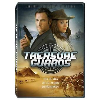 Treasure Guards [DVD] USA import