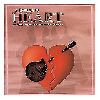 Tribute to Heart - Tribute to Heart [CD] USA import