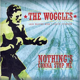 Woggles - Nothing's Gonna Stop Me [Vinyl] USA import