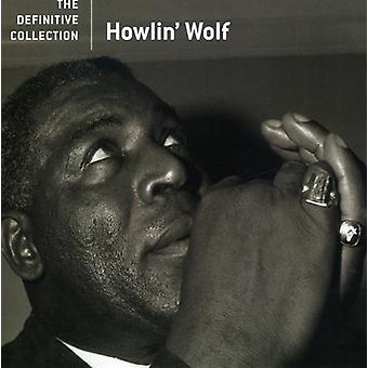 Howlin' Wolf - Definitive Collection [CD] USA import