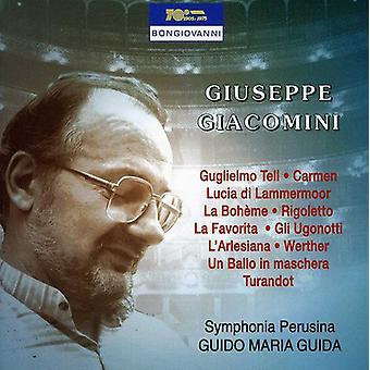 Giuseppe Giacomini - Giuseppe Giacomini [CD] USA import