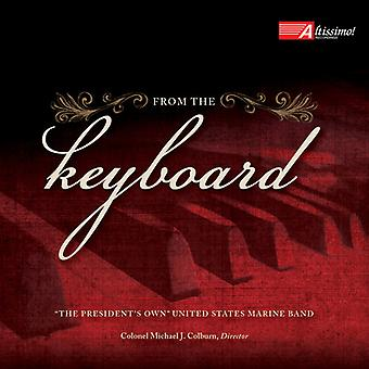 Bach, J.S. / the President's Own United States - From the Keyboard [CD] USA import