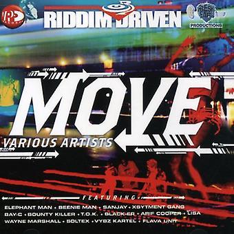 Move [CD] USA import