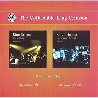 King Crimson - Vol. 1-Collectable King Crimson [CD] USA import