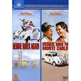 Herbie Rides Again/går till [DVD] USA import