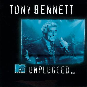 Tony Bennett - MTV Unplugged [CD] USA import