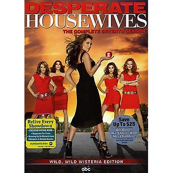 Desperate Housewives: Staffel 7 [DVD] USA import