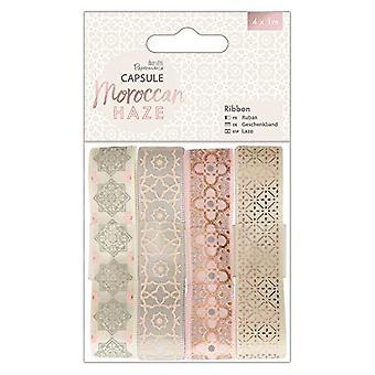 Papermania Capsule Ribbon Haze marocchino (4x1m) (PMA 367149)