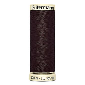 Gutermann Sew-all 100% Polyester Thread 100m Hand and Machine Colour Code  - 696