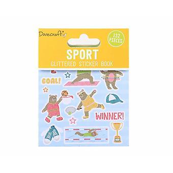 Dovecraft Sport Sticker Book