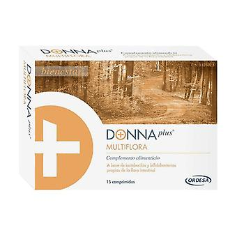 Donnaplus Multiflora 15 tablets