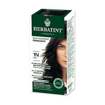 Herbatint 1N Black Coloring 150 ml (Black)