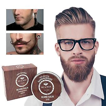 Men's Beard Wax Care Cream - Scheersoap