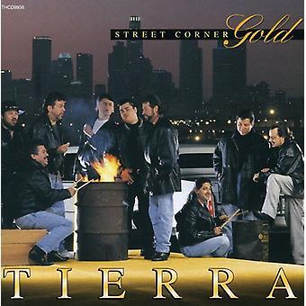 Tierra - Street Corner Gold [CD] USA import
