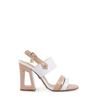 Laura biagiotti 6296 femmes'sandales en cuir verni synthétique