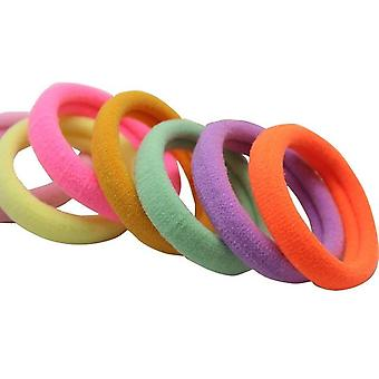Professional Hair Styling Elastic Ties Band Rope Ponytail Bracelet Rubber