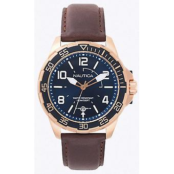 NAPPLH003, Nautica Pilot House Mens Watches -Azul