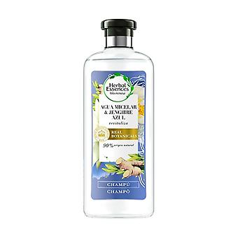 Champú con agua micelar 400 ml