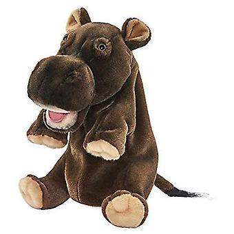 Hand Puppet - Hansa - Hippo 9