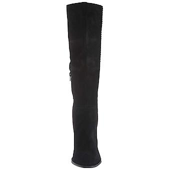 Steve Madden Womens Roxana Suede Closed Toe Knee High Fashion Boots