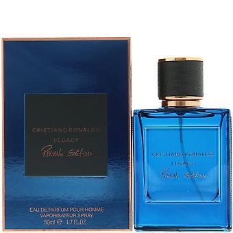 Cristiano Ronaldo Legacy Private Edition Eau de Parfum 50ml Spray For Him Homme