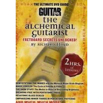 Guitar World  The Alchemical Guitarist Vol 1  Fretboard Secrets Unlocked DVD by Richard Lloyd