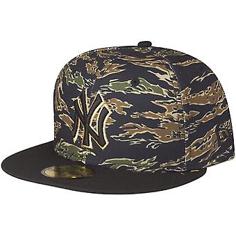 New Era 59Fifty Fitted Cap - TIGER CAMO New York Yankees