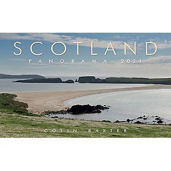 2021 Calendar Scotland Panorama by Colin Baxter
