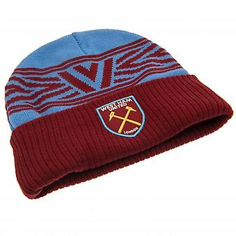West Ham United Umbro Cuff Beanie