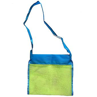 Kids Baby Sand Away Carry Beach Pouch Tote Mesh Large Storage Bag