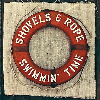 Shovels & Rope - Swimmin Time [Vinyl] USA import
