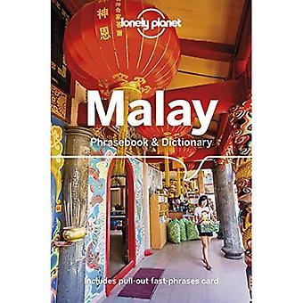 Lonely Planet Malay Phrasebook & Dictionary (Phrasebook)