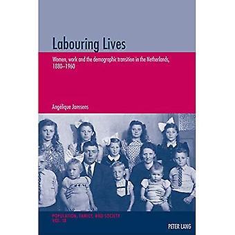Arbeidsleven: Vrouwen, Werk en de Demografische Transitie in Nederland, 1880-1960 (Bevolking, Famille...