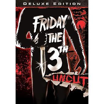 Sexta-feira 13 [DVD] IMPORTAÇÃO EUA