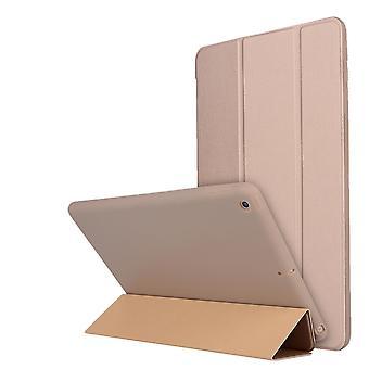 Case Ultra-thin smart folio case for Apple iPad Mini 3/2/1 Champagne gold